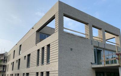 Baufortschritt Haus Augustinus
