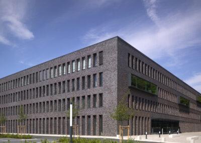 Gerstein-Quartier im Polizeipräsidium Bochum