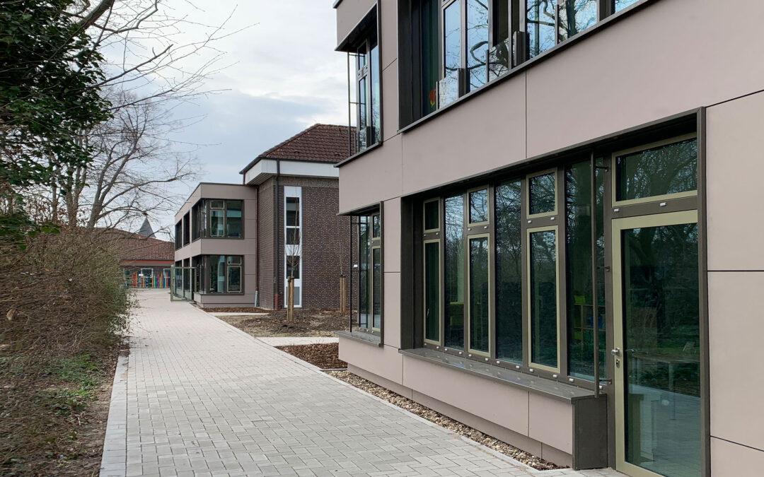 Erweiterung der Grundschule Walstedde